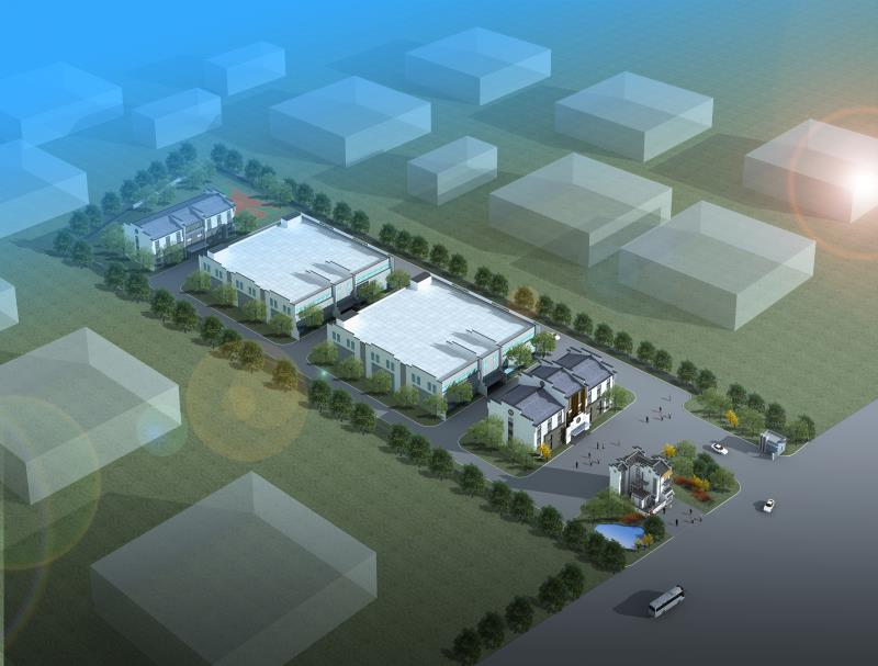 The groundbreaking ceremony for the start of Huiming Enterprise·Jiujiang Huiming Electronic Industrial Park was held